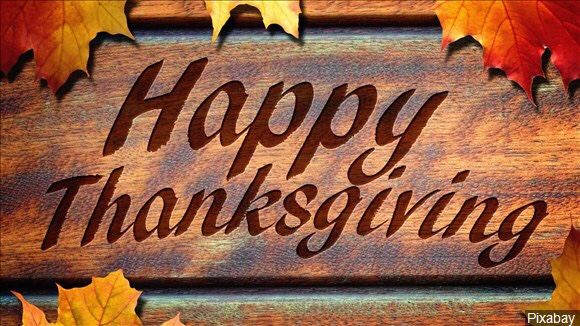 Happy Thanksgiving From South Ark Weather Publishing