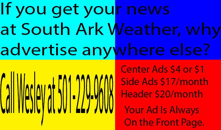 Advertise Where Southeast Arkansas Get's Their News